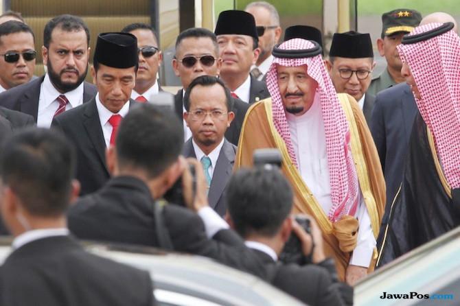 Ke Mana-Mana Semobil dengan Raja Salman, Kaget Saat Tahu…