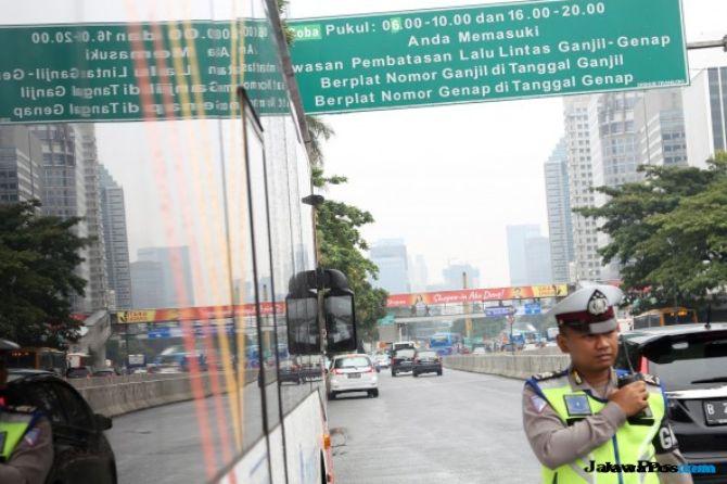 Kecepatan Kendaraan dan Penumpang Bus TJ Meningkat