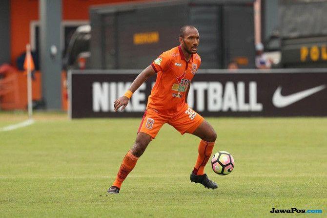 Leonard Tupamahu, Borneo FC, Liga 1 2019