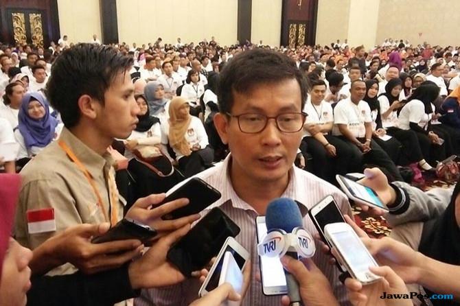 Yayat Hidayat, Ketua KPU Jabar