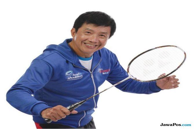 Rudy Hartono, Hoax, PBSI, bulu tangkis, Indonesia