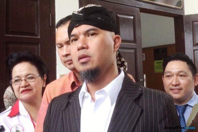 Kembali Ditunda, Ahmad Dhani Tak Dapat Hadirkan Saksi Meringankan