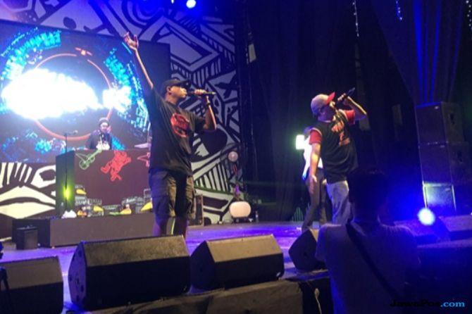 Synchronize Festival 2018, iwa k,