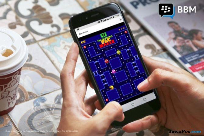 Kembangkan Pasar, BBM Luncurkan Instant Games untuk Pengguna RI