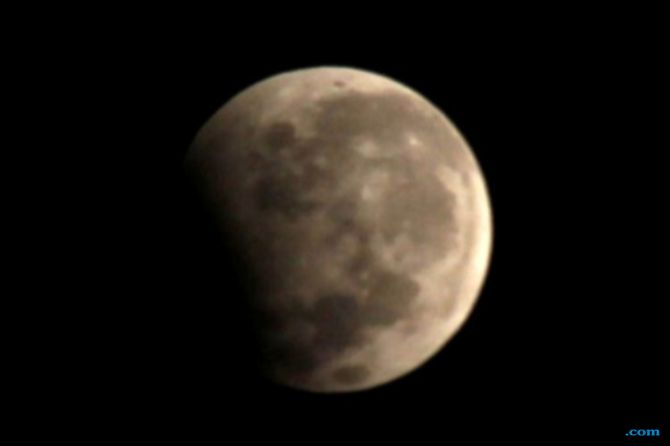 Kemenag Sumsel Imbau Warga Laksanakan Salat Gerhana Bulan