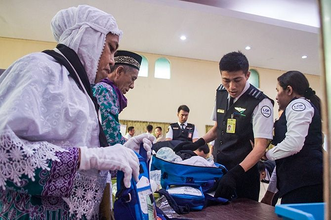 Kemenag Usul Perekaman Biometrik di 13 Embarkasi