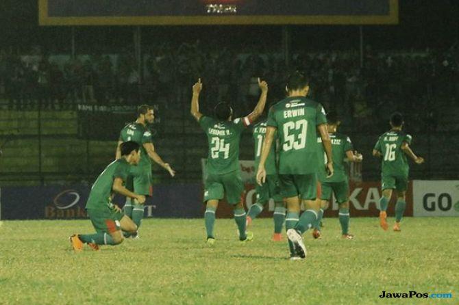 PSMS Medan, Persebaya Surabaya, Liga 1 2018, Sanksi Komdis, Komdis PSSI
