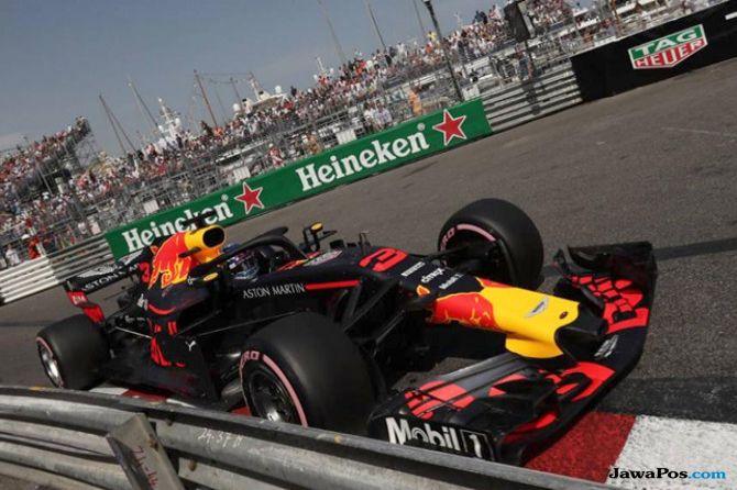 Formula 1, F1, GP Monaco, Sebastian Vettel, Lewis Hamilton, Valterri Bottas, Daniel Ricciardo, Max Verstappen, Kimi Raikkonen