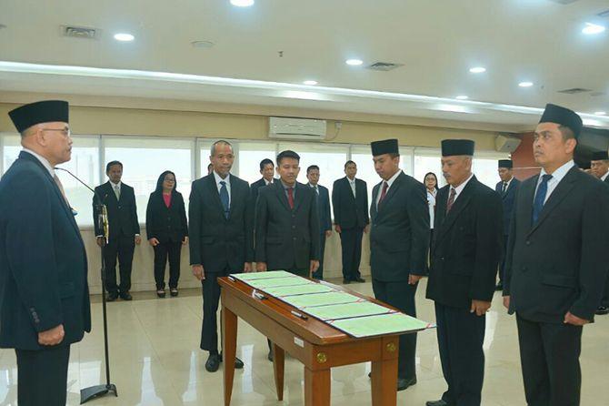 Kemenhub Lantik Direktur ATKP Makassar yang Baru