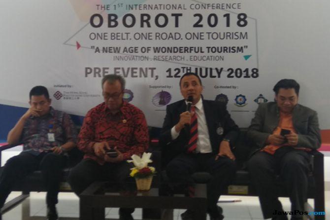 Kemenpar Catat Kunjungan Wisatawan Asing ke Indonesia Capai 6,5 Juta