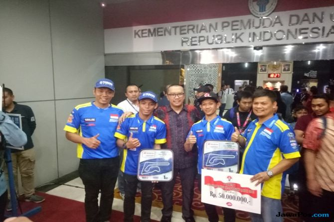 Kemenpora, Imam Nahrawi, bonus atlet, Indonesia