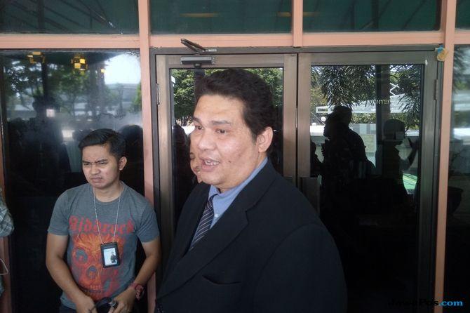Roy Suryo, Kemenpora, Tigor Simatupang
