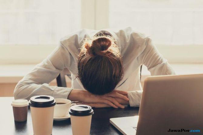 tubuh lelah, penyebab tubuh kelelahan,