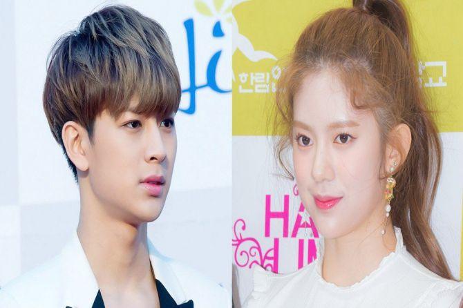 Kencan Yunhyeong iKON dan Daisy Momoland Direspons Beda, Ini Kata Fans