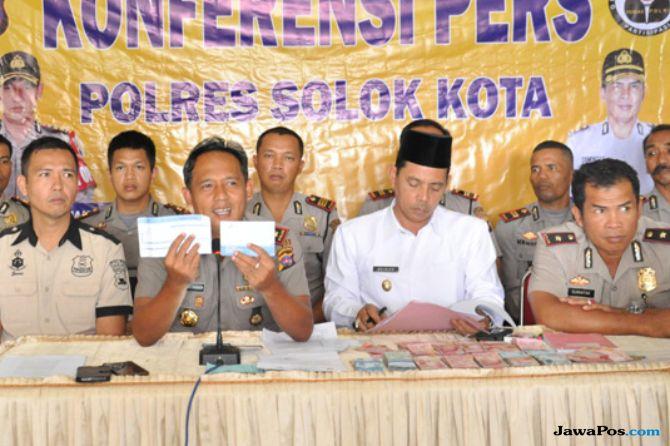 Kepsek di Solok Pungli Sampai Rp 1 Miliar, tapi Belum Ditahan Polisi