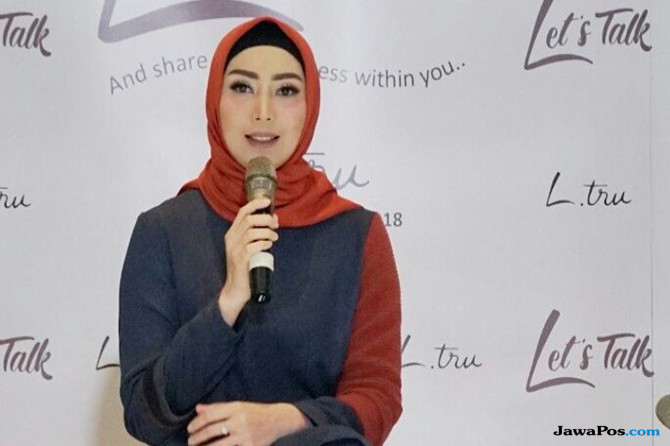 Kerap Tampil Sporty, Fenita Arie Didapuk Jadi Brand Ambassador L.tru