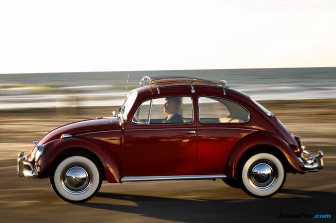 Keren! Jalani Restorasi Selama 11 Bulan, VW Karatan Berubah Kinclong