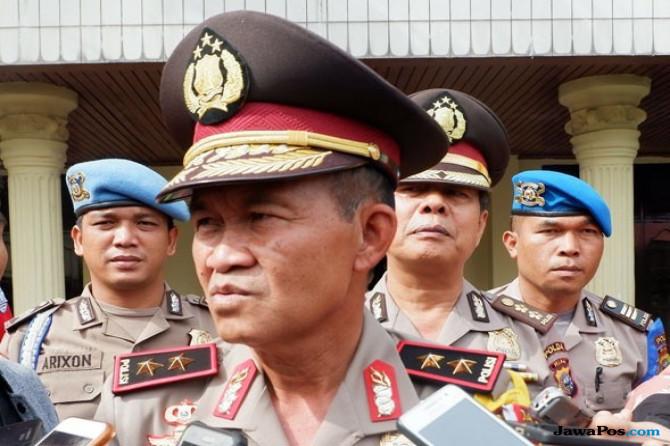 Kerusuhan di Rutan Mako Brimob Depok Membuat Polda Riau Introspeksi