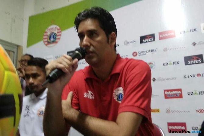 Persija Jakarta, PSM Makassar, Liga 1 2018, Stefano Cugurra Teco, Teco, Robert Rene Alberts, SUGBK