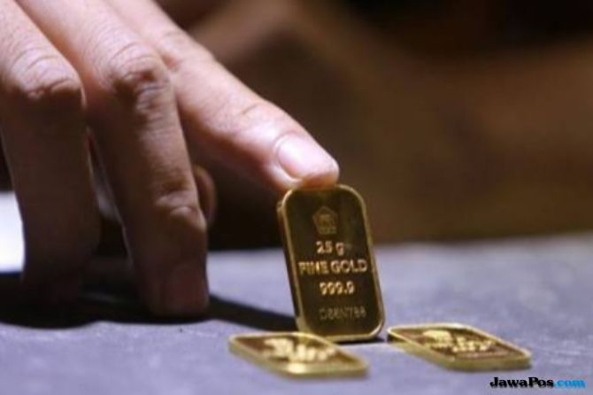 Kesepakatan Dagang Kanada Meksiko Bikin Emas Bersinar