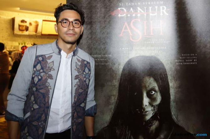 Kesulitan Darius Sinathrya Kembali Main Film Horor, Jaga Ekspresi