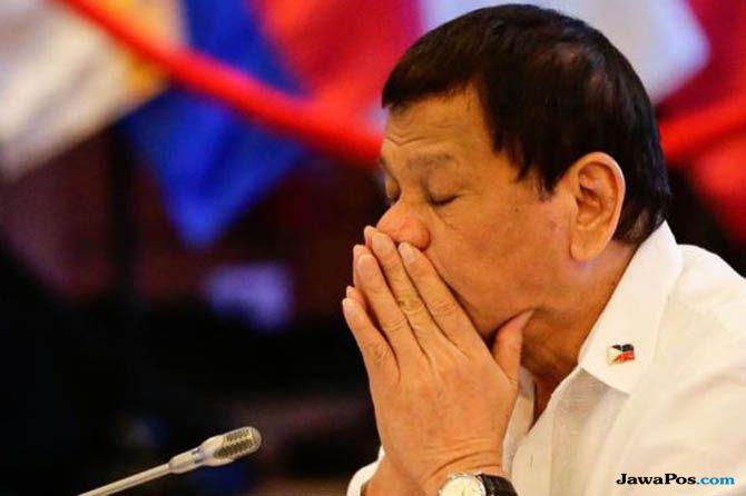Rodrigo Duterte, Presiden Duterte Tidur, Rodrigo Duterte KTT ASEAN