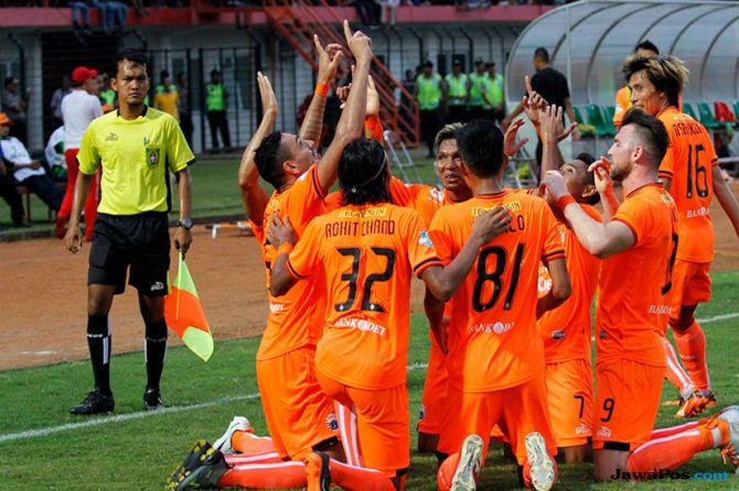 Piala Indonesia 2018, Persikabo Kabupaten Bogor, Persija Jakarta