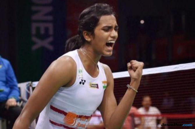 Pusarla Venkata Sindhu, India, bulu tangkis, Asian Games 2018