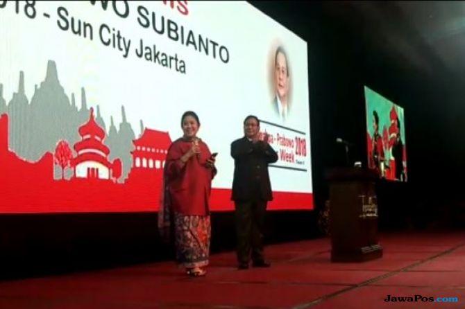 Prabowo Titiek Soeharto