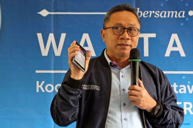 Ketum PAN Akui Masih Buka Peluang Dukung Jokowi