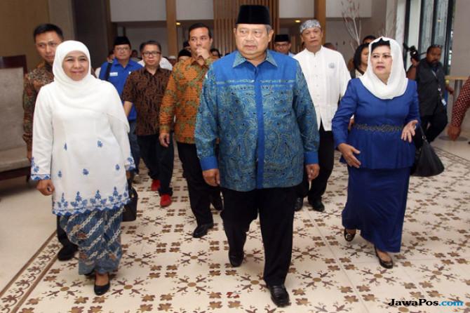 SBY Dukung Khofifah