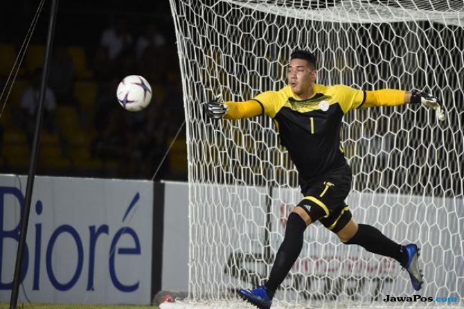 Piala AFF 2018, Timnas Filipina, Neil Etheridge, Cardiff City, Timnas Indonesia