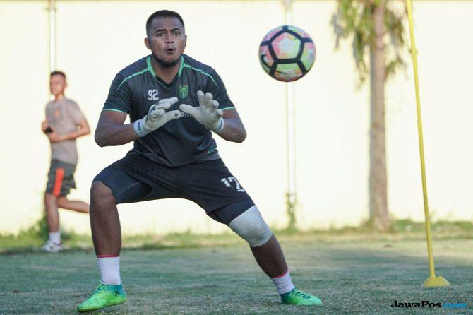 Dimas Galih Pratama, Miswar Saputra, Persebaya Surabaya, Liga 1 2018