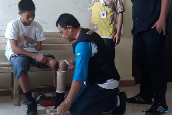 Kirim Surat ke Presiden Jokowi, Murid SD Difabel Dapat Hadiah Ini