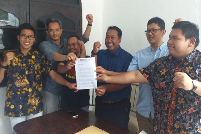 Kirim Surat Terbuka, Jokowi Dimita Jangan Ragu Cabut Remisi Susrama