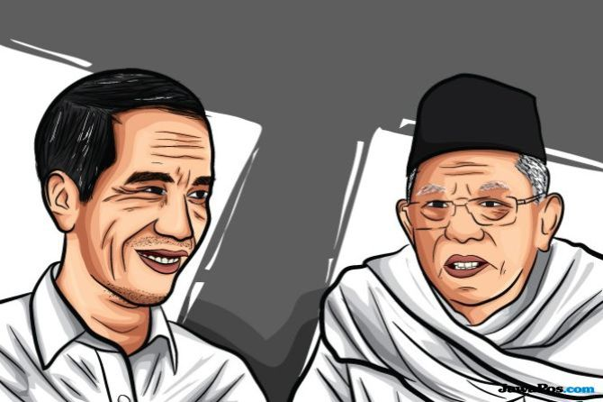 Klaim Keturunan Raja Bangkalan, Ma'ruf Amin Pamer Silsilah Keluarganya