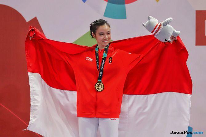 Asian Games 2018, Klasemen Medali, Indonesia, Tiongkok