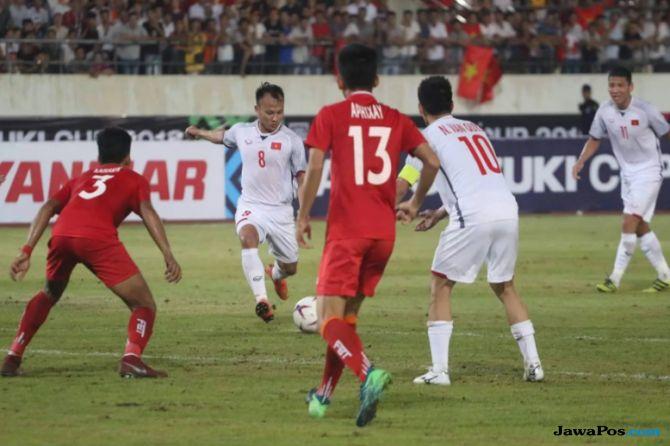 Piala AFF 2018, Vietnam, Malaysia, Grup A, Klasemen Grup A