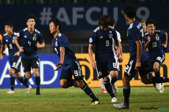Piala Asia U-19 2018, Jepang, Korea Utara, Thailand, Klasemen Sementara Grup B