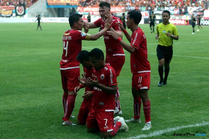 Persija Jakarta, Liga 1 2018, Mitra Kukar, Stefano Cugurra Teco, Teco