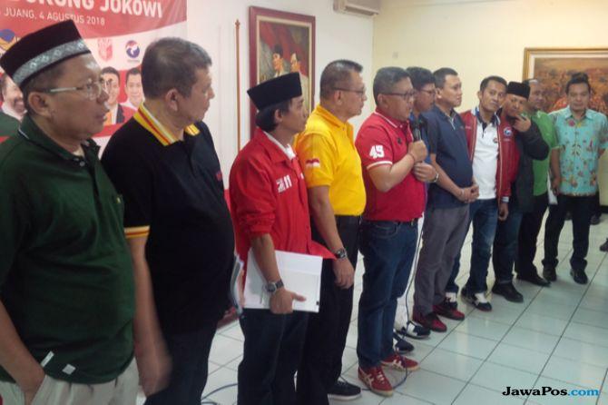 Sekjen Parpol Pendukung Jokowi