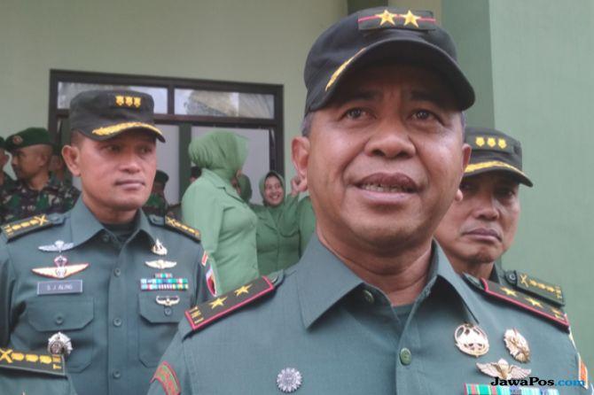 Kodam V/ Brawijaya Siap Kirim Pasukan Tambahan ke Lombok