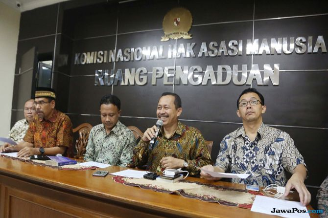 Komnas HAM Desak Presiden Jokowi Tuntaskan 10 Kasus HAM Berat