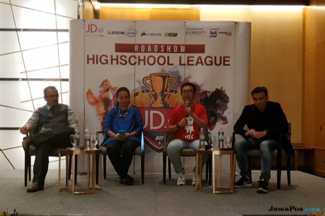 Kompetisi E-Sports Pertama di Indonesia Untuk Menjaring Atlit