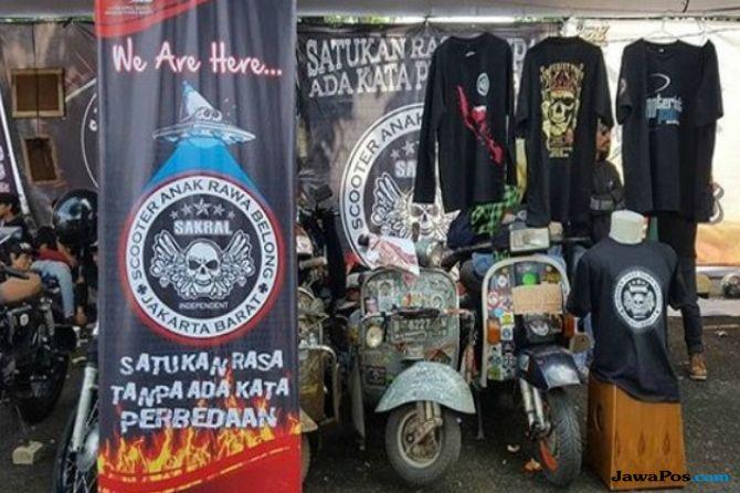 Komunitas Sakral Independent, Rumah Bagi Bikers Asing dan Luar Negeri