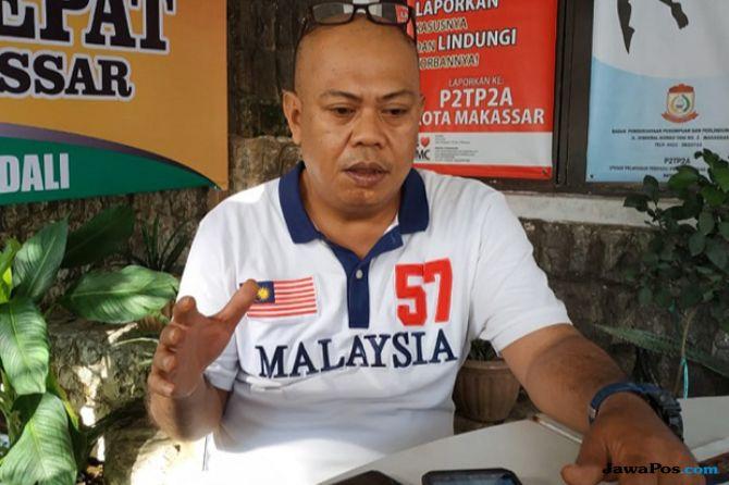 P2TP2A Makassar Pemerkosaan Pengungsi Gempa Palu