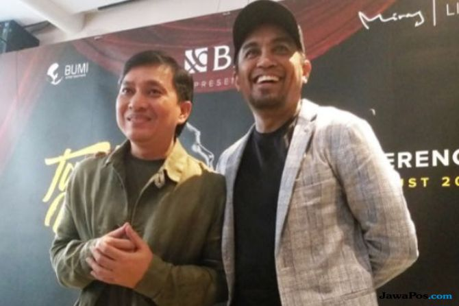 Glenn Fredly, Gugun Blues Shelter, konser tanda mata, Yovie Widianto,