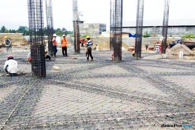 Konstruksi Sarang Laba-Laba Dipercaya Garap Pondasi Lahan Rawa di Riau