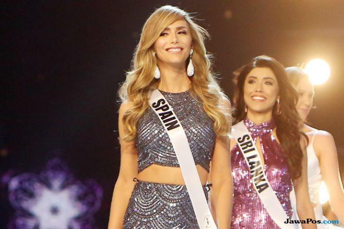 Memukau, Kontestan Miss Universe 2018 Pakai Bikini Rancangan Putri Thailand