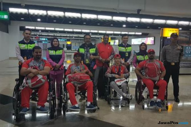 Asian Para Games 2018, INAPGOC, Bahrain, Indonesia